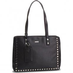 Torebka WITTCHEN - 87-4Y-561-1 Czarny. Czarne torebki klasyczne damskie Wittchen, ze skóry ekologicznej. Za 299,00 zł.