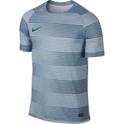 Nike Koszulka męska Flash Graphic 1 niebieska r. M (725910 449). Niebieskie koszulki sportowe męskie marki Nike, m. Za 82,00 zł.