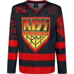 T-shirty męskie: Kiss Army T-Shirt czarny