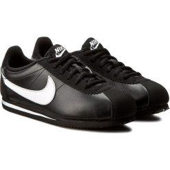 Buty sportowe damskie: Nike Buty damskie Cortez GS czarne r. 36.5 (749482-001)