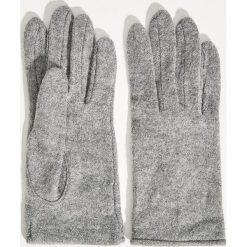 Rękawiczki - Jasny szar. Szare rękawiczki damskie Sinsay. Za 24,99 zł.