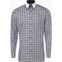 Koszule męskie na spinki: Finshley & Harding – Koszula męska, szary
