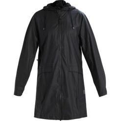 Rains COAT Parka black. Czarne kurtki damskie marki House, l. Za 389,00 zł.