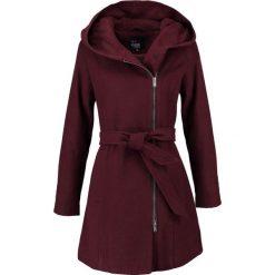 Płaszcze damskie pastelowe: Even&Odd Płaszcz wełniany /Płaszcz klasyczny bordeaux