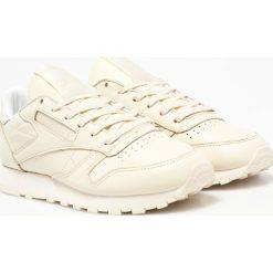 Reebok Classic - Buty. Szare buty sportowe damskie reebok classic Reebok Classic, z materiału. W wyprzedaży za 219,90 zł.