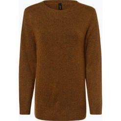 Soyaconcept® - Sweter damski – Nessie 1, żółty. Żółte swetry klasyczne damskie Soyaconcept, s, z materiału. Za 199,95 zł.