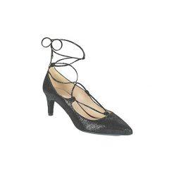 Czółenka Betty London  FIAJI. Czarne buty ślubne damskie Betty London. Za 335,20 zł.