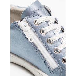 Trampki chłopięce: Zebra Schuhe TRENTO Tenisówki i Trampki blue metal wash