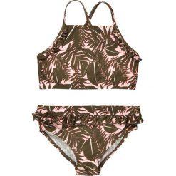 Stroje dwuczęściowe dziewczęce: Dwuczęściowy strój kąpielowy z nadrukiem 3-12 lat