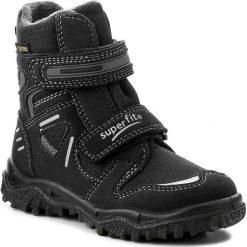 Buty zimowe chłopięce: Śniegowce SUPERFIT – GORE-TEX 1-00080-00 M Schwarz