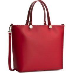 Torebka CREOLE - K10226 Czerwony. Czerwone torebki klasyczne damskie Creole, ze skóry. W wyprzedaży za 229,00 zł.