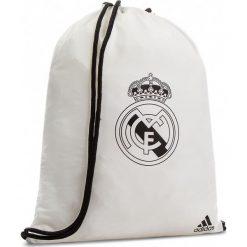 Plecak adidas - Real Gb CY5608 Cwhite/Black. Białe plecaki męskie Adidas, z materiału, sportowe. Za 69,95 zł.