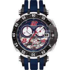 RABAT ZEGAREK TISSOT T-Race Nicky Hayden Limited Edition 2016 T092. Białe zegarki męskie marki TISSOT, ze stali. W wyprzedaży za 3080,00 zł.