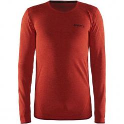 Craft Koszulka Męska Active Comfort Ls Czerwona L. Białe odzież termoaktywna męska marki Craft, m. W wyprzedaży za 119,00 zł.
