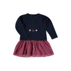 Sukienki niemowlęce: name it Girls Sukienka Siw dress blue