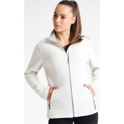 Schöffel Kurtka z polaru whisper white. Białe kurtki sportowe damskie Schöffel, z materiału. W wyprzedaży za 283,05 zł.