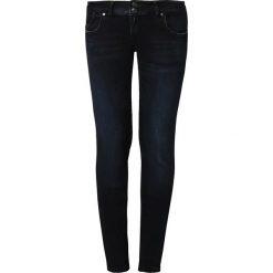 LTB MOLLY Jeansy Slim Fit lorina wash. Niebieskie jeansy damskie marki LTB, z bawełny. W wyprzedaży za 239,20 zł.