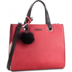 Torebka NOBO - NBAG-F0480-C005 Czerwony. Czerwone torebki klasyczne damskie marki Nobo, ze skóry ekologicznej. W wyprzedaży za 159,00 zł.