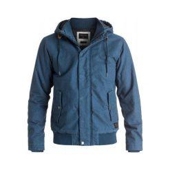 Quiksilver Kurtka Zimowa Everyday Brooks M Jacket Dark Denim S. Brązowe kurtki sportowe męskie marki Quiksilver, na zimę, m, z denimu. W wyprzedaży za 359,00 zł.