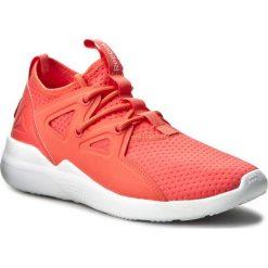 Buty Reebok - Upurtempo 1.0 BD4967 Fire Coral/White. Czerwone buty do fitnessu damskie marki Reebok, z materiału. W wyprzedaży za 189,00 zł.