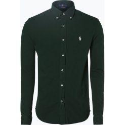 Polo Ralph Lauren - Koszula męska, zielony. Zielone koszule męskie na spinki Polo Ralph Lauren, l, z klasycznym kołnierzykiem, z długim rękawem. Za 499,95 zł.