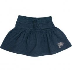 """Spódnica """"Horses"""" w kolorze granatowym. Niebieskie spódniczki dziewczęce marki Salt & Pepper, midi. W wyprzedaży za 42,95 zł."""