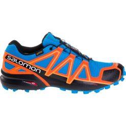 Buty sportowe męskie: Salomon Buty męskie Speedcross 4 GTX Hawaiian Surf/Black/Scarlet Ibis r. 44 (401248)