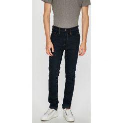 Blend - Jeansy Jet. Brązowe jeansy męskie relaxed fit marki Blend, l, z bawełny, bez kaptura. Za 169,90 zł.