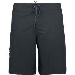 Fox Overhead Boardshort Bermudy czarny. Szare bermudy męskie marki FOX, z bawełny. Za 79,90 zł.