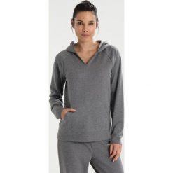 Bluzy rozpinane damskie: Only Play ONPPENNY HOOD Bluza z kapturem medium grey melange