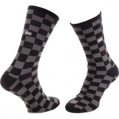Skarpety Wysokie Męskie VANS - Checkeboard Crew VN0A3H3OBA5 Black/Charco. Czerwone skarpetki męskie marki Happy Socks, z bawełny. Za 39,00 zł.