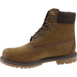 Buty trekkingowe damskie: Timberland Buty damskie 6 Premium Boot brązowe r. 39 (A19RI)
