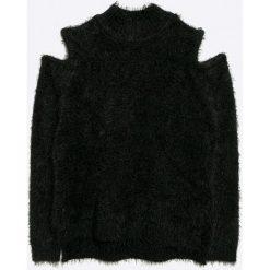 Blue Seven - Sweter dziecięcy 140-176 cm. Białe swetry dziewczęce marki Reserved, l. W wyprzedaży za 59,90 zł.