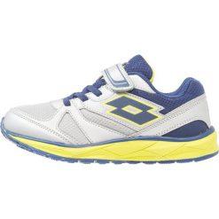 Lotto SPEEDRIDE 250 Obuwie do biegania treningowe silver metallic/blue. Szare buty do biegania męskie Lotto, z materiału. Za 169,00 zł.