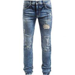 Shine Original Woody - Slim Jeansy niebieski. Niebieskie jeansy męskie slim Shine Original. Za 244,90 zł.