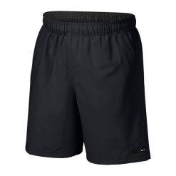 Oakley Ace Volley 18 Blackout L. Niebieskie spodenki sportowe męskie marki Oakley, na lato, z bawełny, eleganckie. W wyprzedaży za 129,00 zł.