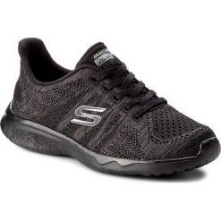 Buty SKECHERS - Edgy 23388/BKCC Black/Charcoal. Szare buty do fitnessu damskie marki KALENJI, z gumy. W wyprzedaży za 199,00 zł.