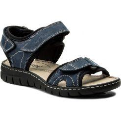 Rzymianki damskie: Sandały JOSEF SEIBEL – Stefanie 01 93401 751 541 Jeans/Kombi