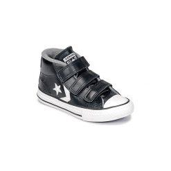 Buty Dziecko Converse  STAR PLAYER 3V MID. Czarne trampki chłopięce marki Converse, retro. Za 239,00 zł.