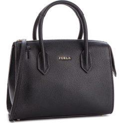 Torebka FURLA - Pin 997353 B BMN1 OAS Onyx. Czarne torebki klasyczne damskie Furla, ze skóry, bez dodatków. Za 1230,00 zł.