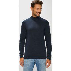 Only & Sons - Sweter. Czarne swetry klasyczne męskie Only & Sons, l, z bawełny. Za 119,90 zł.