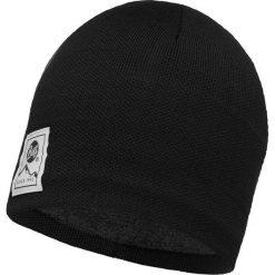 Czapki męskie: Buff Czapka Knitted Polar Solid Black czarna (BH113519.999.10.00)