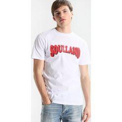 T-shirty męskie z nadrukiem: Soulland OZZEL Tshirt z nadrukiem white