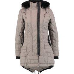 Płaszcze damskie pastelowe: khujo CAYUS Płaszcz zimowy grey