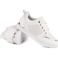 Buty sportowe damskie: BUTY SPORTOWE DAMSKIE – biały