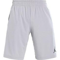 Bermudy męskie: Jordan ALPHA DRY Krótkie spodenki sportowe grey/black