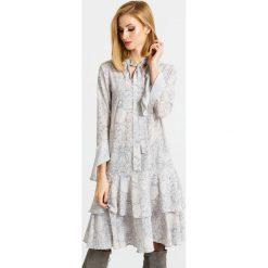 Długie sukienki: Naoko - Sukienka Winter Fairy x Edyta Górniak