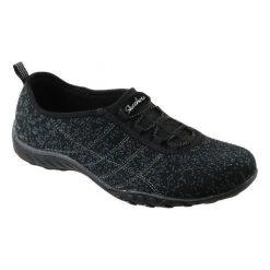 Buty sportowe damskie: Skechers Buty damskie Breathe Easy czarne r. 36 (23008-BLK)