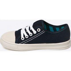 Befado - Tenisówki dziecięce. Szare buty sportowe chłopięce marki Befado, z gumy. W wyprzedaży za 29,90 zł.