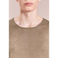 Swetry męskie: Roberto Collina Sweter brown